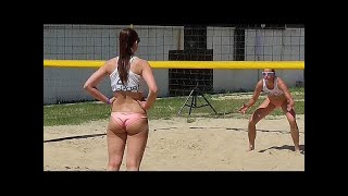 Download Beach Volleyball Girls Nice Moments Close-Ups Video