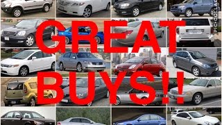Download 20 Reliable Used Cars for Under 10k! Video