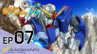 Download GUNDAM BUILD FIGHTERS TRY-Episode 7: Straight-Assembly Shimon (ENG sub) Video