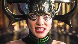 Download THOR 3: RAGNAROK 'Hela vs. Thor Fight' TV Spot Trailer (2017) Video