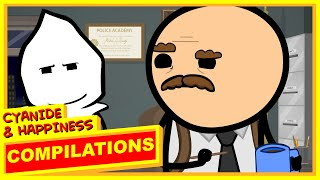 Download Cyanide & Happiness Compilation - #9 Revised Video