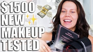 Download $1,500 of NEW MAKEUP TESTED Video