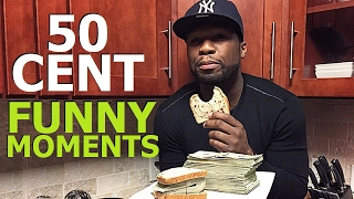 Download 50 Cent FUNNY MOMENTS (BEST COMPILATION) Video