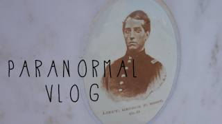 Download PARANORMAL CIVIL WAR GHOST BOX SESSION Video