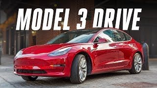 Download Tesla Model 3 first impressions feat. MKBHD Video