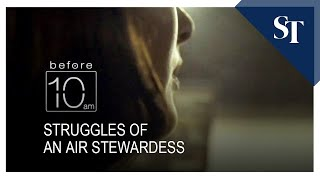 Download Struggles of an air stewardess | Before 10am | The Straits Times Video