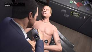 Download GTA V: Lazlow Tattoo Torture Video