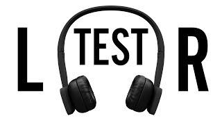 Download Headphones Test: Music left, right, center Video
