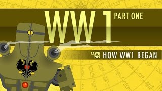 Download HOW World War I Started: Crash Course World History 209 Video