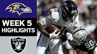 Download Ravens vs. Raiders | NFL Week 5 Game Highlights Video