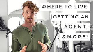 Download HOW TO MOVE TO LA AND BECOME AN ACTOR   10 Los Angeles acting tips Video