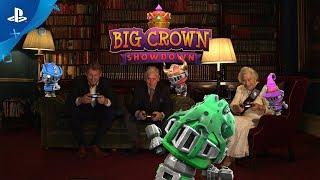 Download Big Crown: Showdown - Royal Ruckus Trailer | PS4 Video
