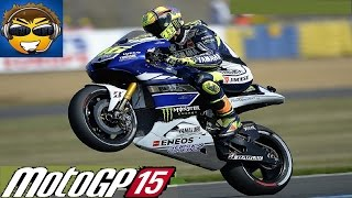 Download MotoGP 15 Xbox360 Gameplay Valentino Rossi HD 1080p Video