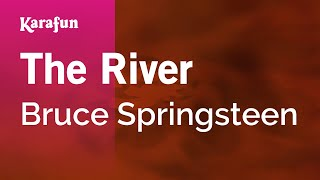 Download Karaoke The River - Bruce Springsteen * Video
