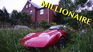 Download Abandoned Millionaires Mansion With Luxury Cars Left Behind!!! Video