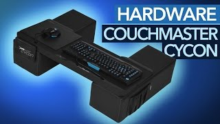 Download Perfektes Couch-Gaming? nerdytec Couchmaster Cycon im Test Video