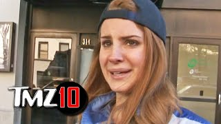 Download Our Camera Guy Gets A Date With Lana Del Rey? TOP 10 Awkward Encounters | TMZ Video