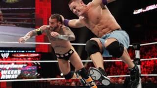 Download Raw: John Cena vs. CM Punk Video
