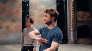 Download THE OLD VIC | Tour of the theatre with Daniel Radcliffe & Joshua McGuire Video