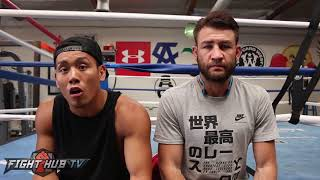 Download UNCUT Chris Van Heerden & Trainer react to McGregor Paulie beef, 8oz gloves, His Flaws & Prediction Video