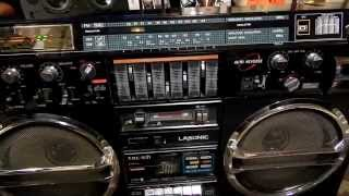 Download Lasonic TRC-931*Ghetto Blaster repair* Video
