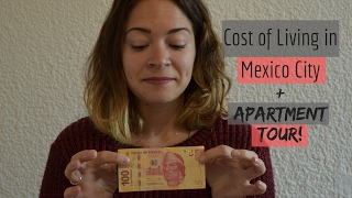 Download Cost of Living in Mexico City - Apartments! Video