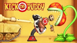 Download Kick the Buddy | All Weapons VS The Buddy | Android Games 2018 Gameplay | Friction Games Video