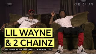 Download Lil Wayne Teared Up After Hearing 2 Chainz's ″Dedication″ (Pt. 1) Video
