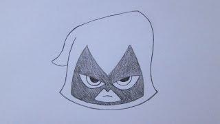 Download Como desenhar a Ravena de Os Jovens Titãs Video