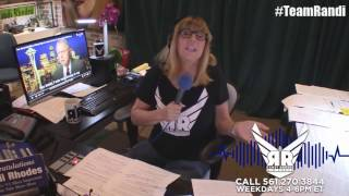 Download 12-09-16 Full FREE Show - Randi Rhodes Show Live Stream Video
