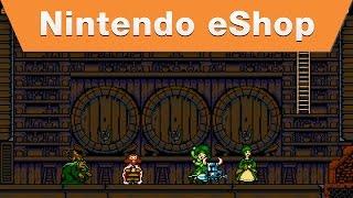 Download Nintendo eShop - Shovel Knight Accolades Trailer Video