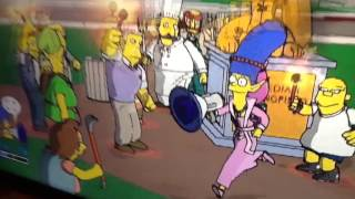 Download The Simpsons game Marge power Video
