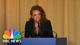 Download Michelle Wolf's White House Correspondents' Dinner Speech (Full) | NBC News Video