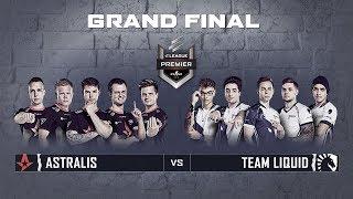 Download ELEAGUE Premier 2018 - Grand Final: Astralis vs. Team Liquid Video
