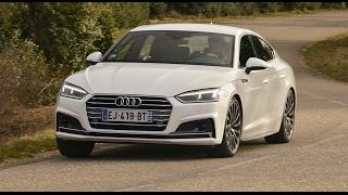 Download 2017 Audi A5 Sportback [ESSAI] : l'élégance dynamique (avis, prix, performances...) Video
