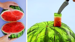 Download More FRUITS and VEGGIES = More ENERGY! 25 Life Hacks by Crafty Panda Video