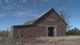 Download Disturbing find in abandoned Route 66 buildings Video