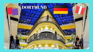 Download DORTMUND, the beautiful THIER-GALERIE SHOPPING MALL, Germany Video