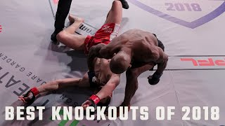 Download Top 10 Knockouts of 2018 | PFL - Professional Fighters League Video