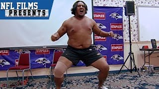 Download Ed Mulitalo is the Polynesian Warrior of Football | NFL Films Presents Video