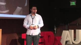 Download Shyness is a Bacteria, not a Parasite: Omar Omran at TEDxAUB Video