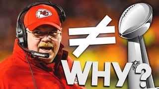 Download The REAL REASON Why Andy Reid Can Never Win the BIG GAME Video