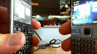 Download Free video calling on Nokia E72 Video