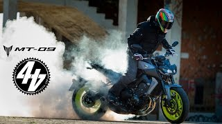 Download 2017 Yamaha MT-09 Review | First Ride Video