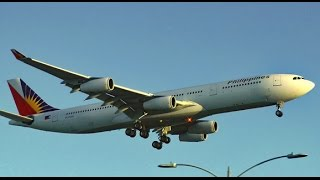 Download Busy LAX Airliners - September 2015 Video