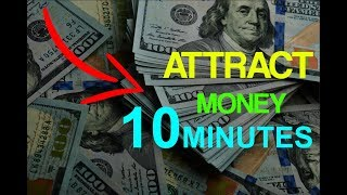 Download ATTRACT MONEY & WEALTH IN 10 MINUTES! (SUBLIMINAL FOR MONEY NOW!) Video