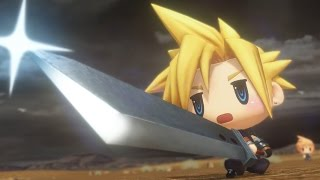 Download World of Final Fantasy: All Champion Summons (1080p 60fps) Video