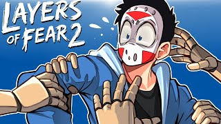 Download Layers of Fear 2 - MY LONGEST VIDEO EVER! (ACT 3, 4 & 5) Ending! Video