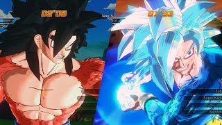 Download Dragon Ball Xenoverse Creating GOKU SSJ4 [SSGSS] as Character [MOD] Video