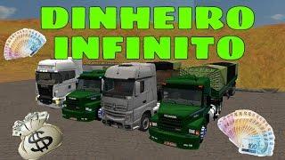 Download Como colocar dinheiro e pontos no Grand truck simulator e mudar a carteira (ROOT) Video